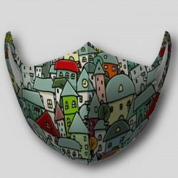 masque petites maisons