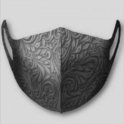 Masque gris harmonie