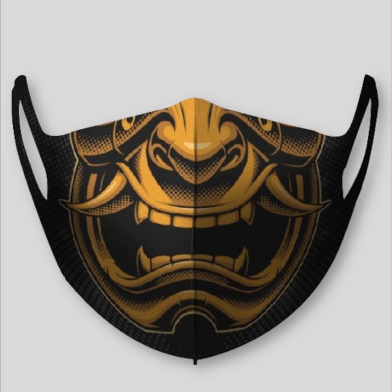 Masque samourai